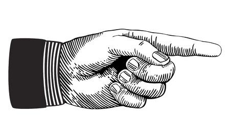 Hand wijzen