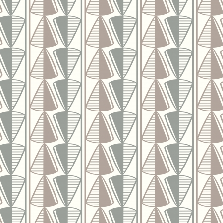 40s: Seamless Retro Pattern