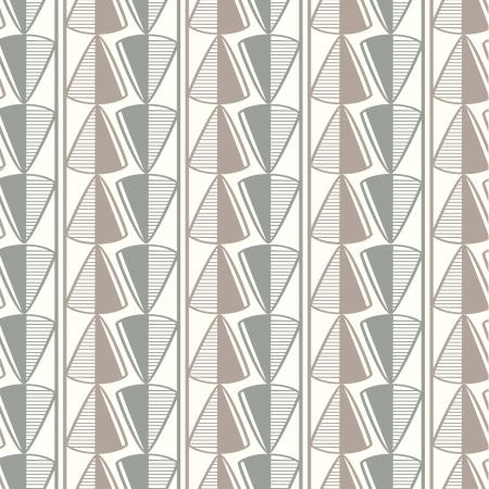 40 s: Seamless Retro Pattern