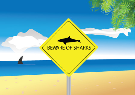 beware: beware of sharks