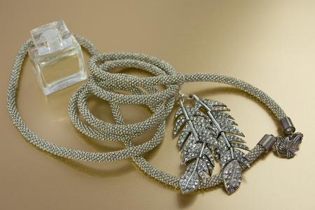 necklase: Glamour accessories
