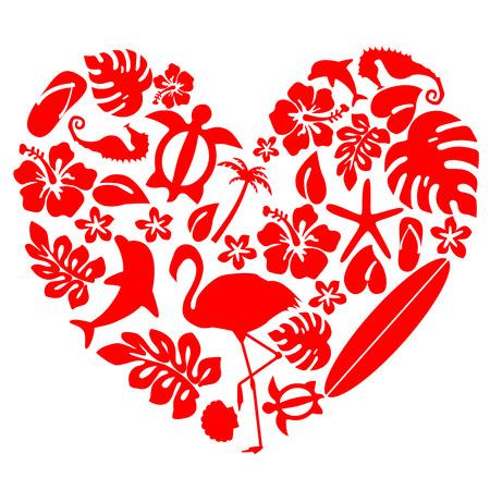 tropical: Tropical Heart