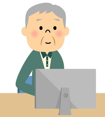 fx: Senior citizen, PC
