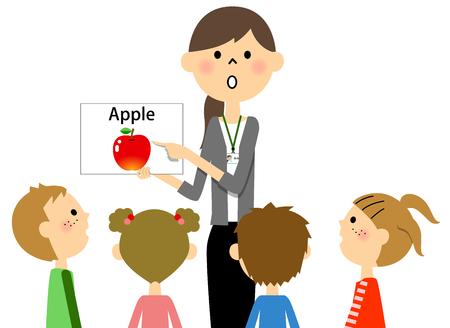 taught: Language classroom