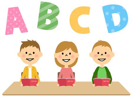 taught: Children to study
