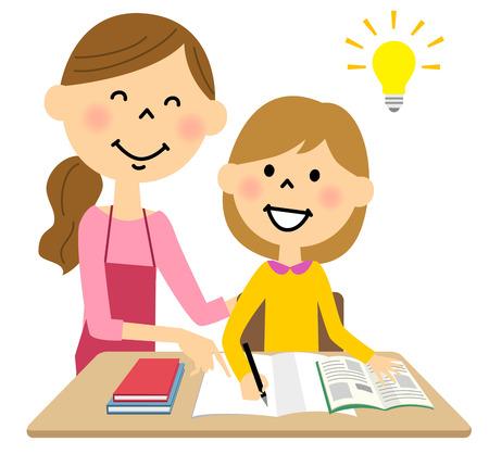 Les enfants à étudier