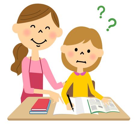 Kinderen om te studeren Stockfoto - 56576826