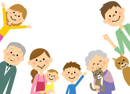가족 스톡 콘텐츠 - 57639222