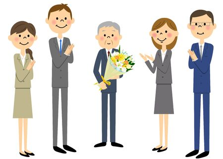 entrepreneurship: Company of a workplace, Greeting bouquet