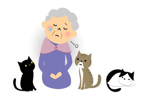 Tercera Granny solitario