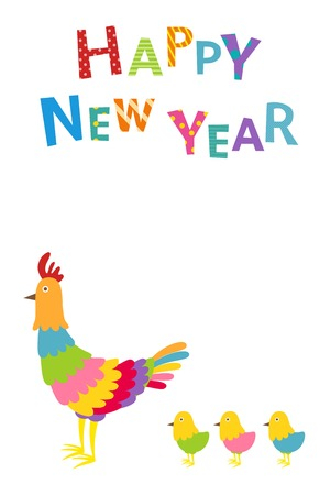 new years: 2017 New Years cards