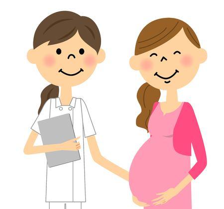 Maternity and nursing 일러스트