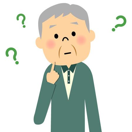Senior Grandpa question