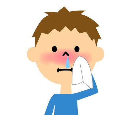 Child of körperlichen Zustand Schlechtigkeit Standard-Bild - 67723959
