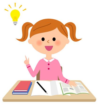 cram: The girl who studies, Inspiration