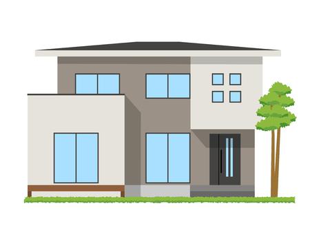 Vrijstaande woningbouw