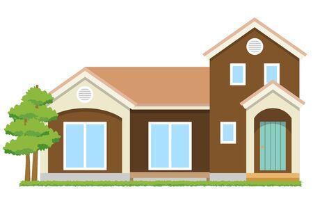 Detached building housing