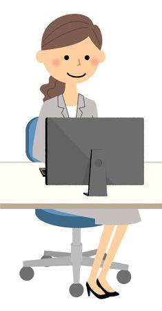 Businesswoman, PC