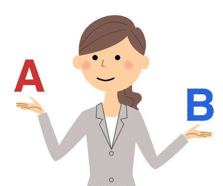 Businesswoman, Selection