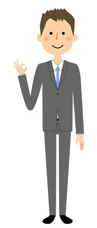 Businessman, OK
