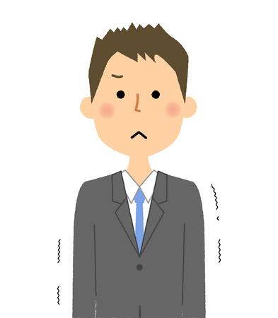 Businessman, Regrettable