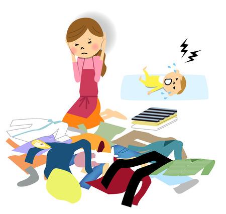 tired: Maternity nerves