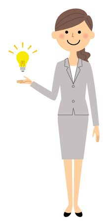 Businesswoman, Suggestion
