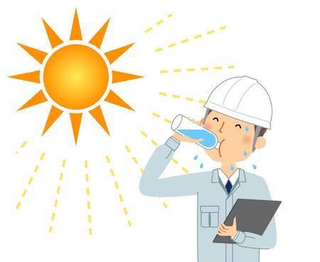 Foreman to make hydration