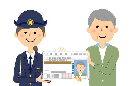 Elderly driver, Return of license