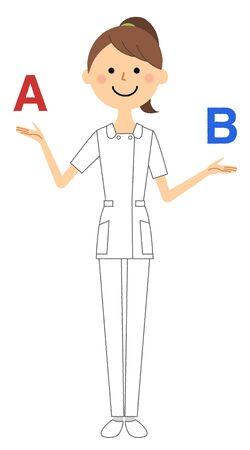 Nurse, Comparison