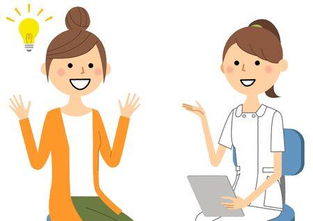 Nurses, Consultation Çizim