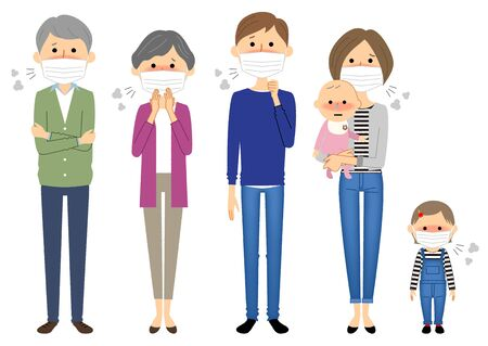 Familia, Resfriado, Influenza