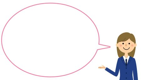 Student, Speech balloon, Explaining