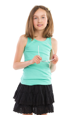 Young teen skirt mini dress