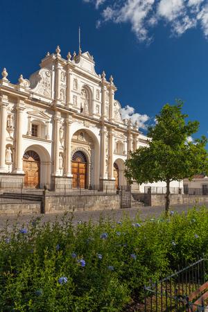 Antigua Guatemala Cathedral. Saint Joseph Cathedral.