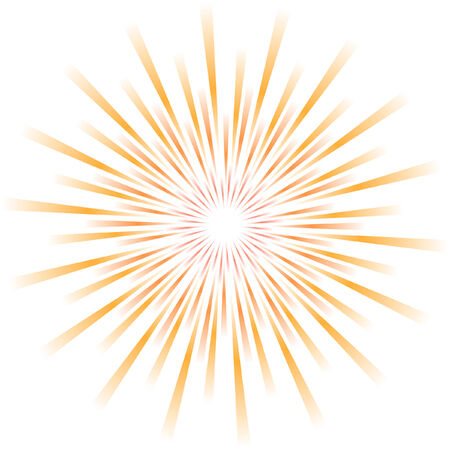 Sunburst abstract vector. Stock Vector - 6083994