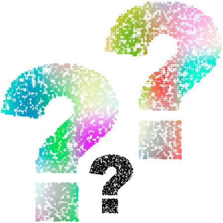 questioner: Question vector elements.