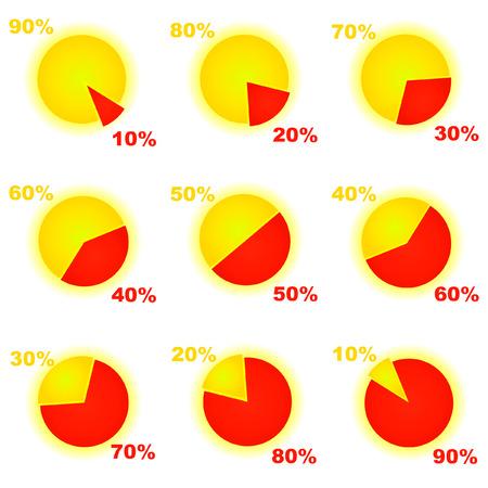 Business statistics vector   Vector