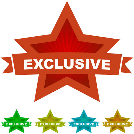 Exclusive vector emblem.   Stock Vector - 6083968