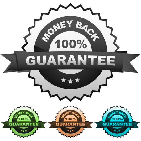 Vector guarantee label.   Stock Vector - 6084152