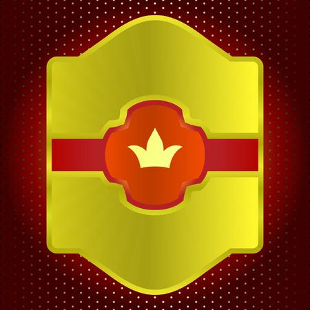 Vector shield for design   Stock Vector - 6084299