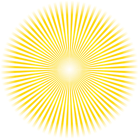 Sunburst abstract vector. Stock Vector - 6084954