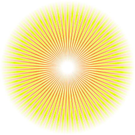 Sunburst abstract vector. Stock Vector - 6085307