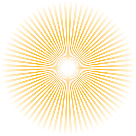 starbursts: Abstracto rayos vector.  Vectores