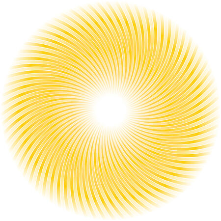 Sunburst abstract vector. Stock Vector - 6098169