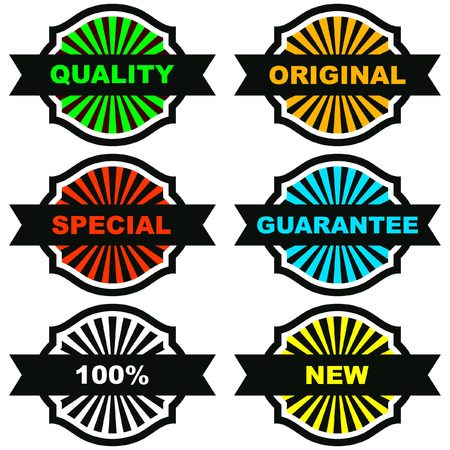 Vector signs for sale. Stock Vector - 6095498