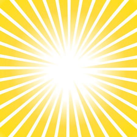 Sunburst abstract vector.   Stock Vector - 6097997
