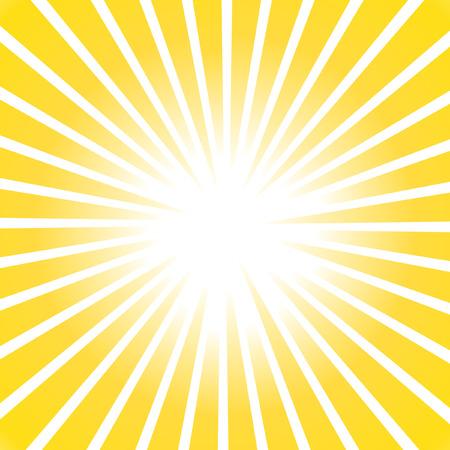 Sunburst abstract vector. Stock Vector - 6097997