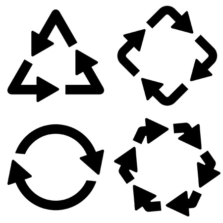 A vector set of useful arrows.