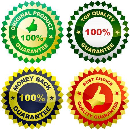 Set of design labels for sale.   Vector